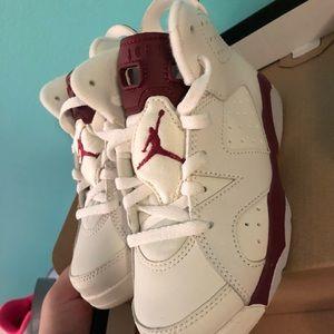 Kids never worn authentic Jordan's size 11